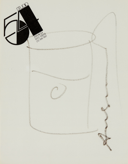 Andy Warhol, 'Campell's Soup Can Drawing', 1978, Phillips