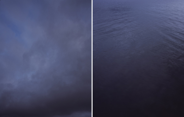 , 'Halsnøy, Norway, 18 Jun 10:05 PM and 18 Jun 10:00 PM,' 2012, Rick Wester Fine Art