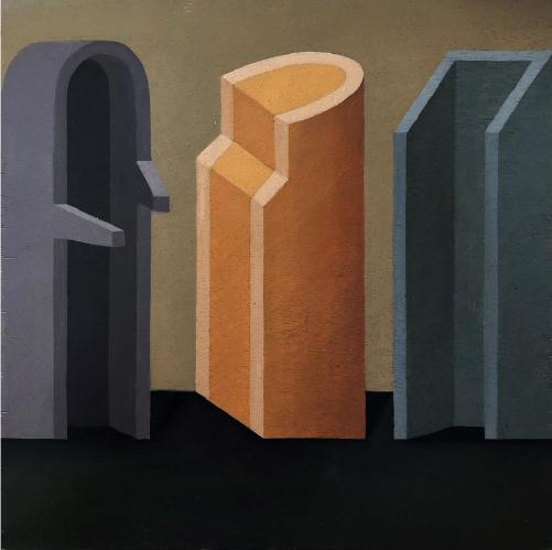 , 'Holy trinity,' 2019, Mai 36 Galerie