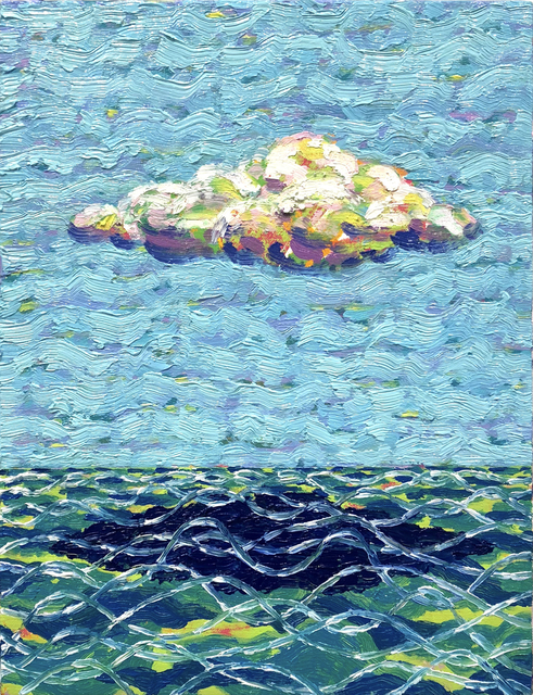 Benjamin Degen, 'Over Time/Louder', 2018, Susan Inglett Gallery