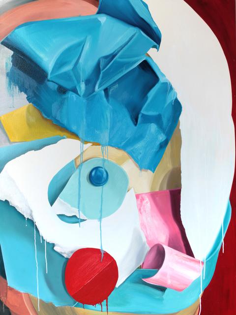 Arth Daniels, 'Untitled 02', 2014, StolenSpace Gallery