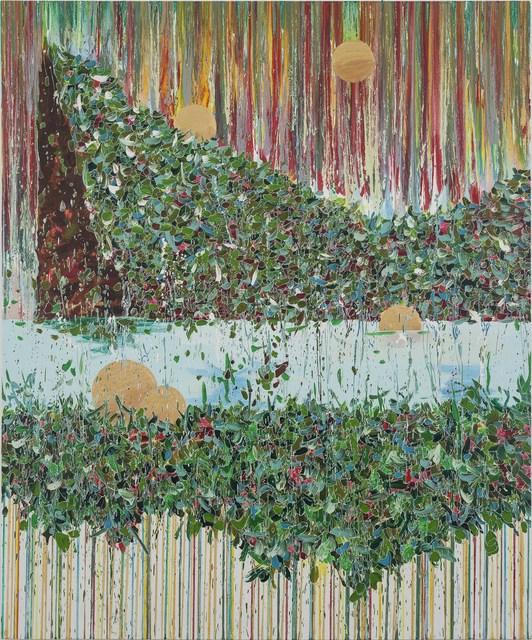 , 'Background and Geometry 2014-1,' 2014, Boers-Li Gallery