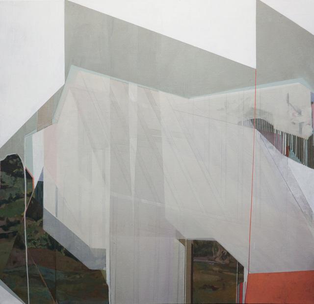 , 'Red Thread : 569,' 2016, Galerie D'Este