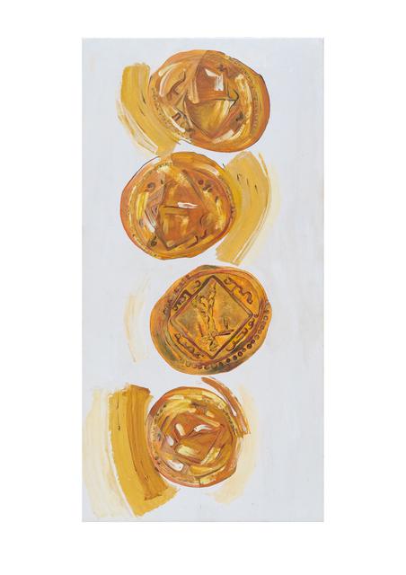 , 'Mishmash - Drachma,' 2019, Janet Rady Fine Art