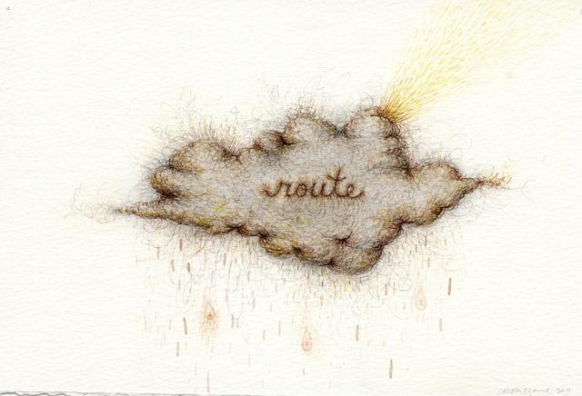 , 'Rout,' , Marta Hewett Gallery