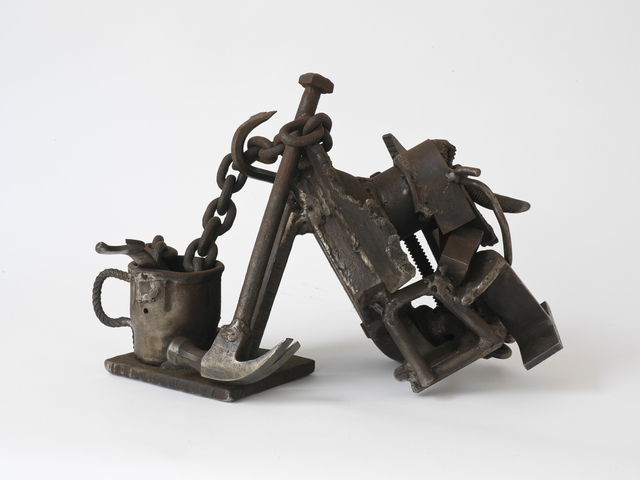 , 'Steel Life,' 1985-1991, Nasher Sculpture Center