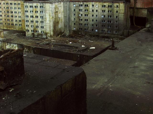 , 'Caspar David Friedrich Stadt (5),' 2009, Jonathan LeVine Projects