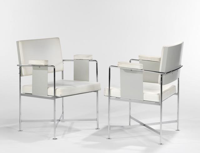 , 'Pair of Bridge Chairs,' 1961, Demisch Danant