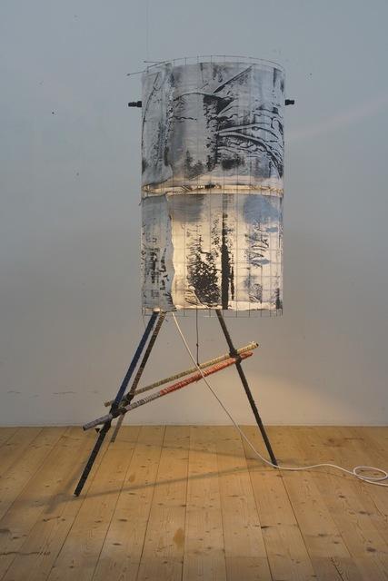 , 'Laternen,' 2017, Galería Heinrich Ehrhardt