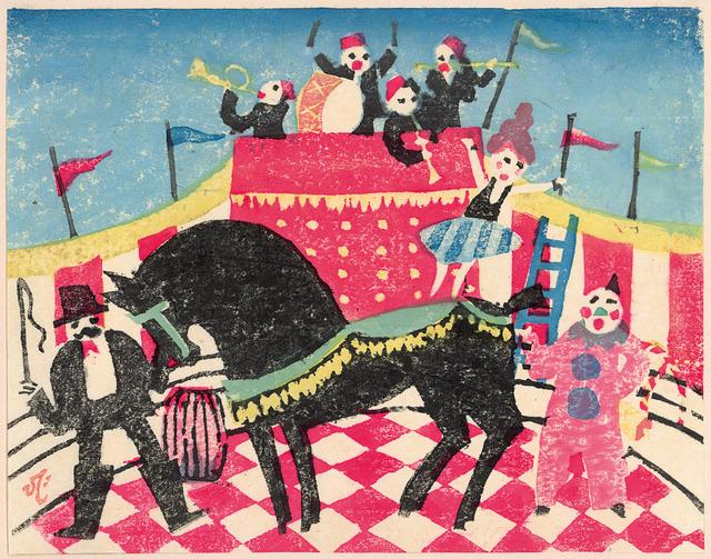 , 'Circus,' 1925, Rijksmuseum