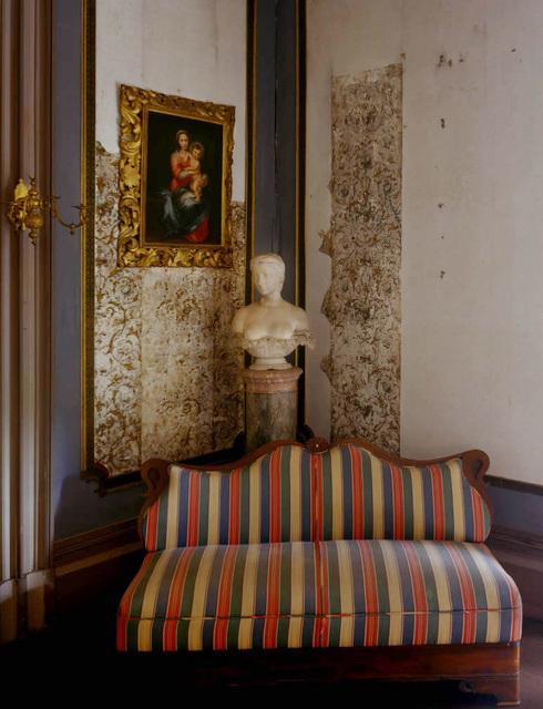 Michael Eastman, 'Sitting Room Corner, Aiken-Rhett', 2008, Holden Luntz Gallery
