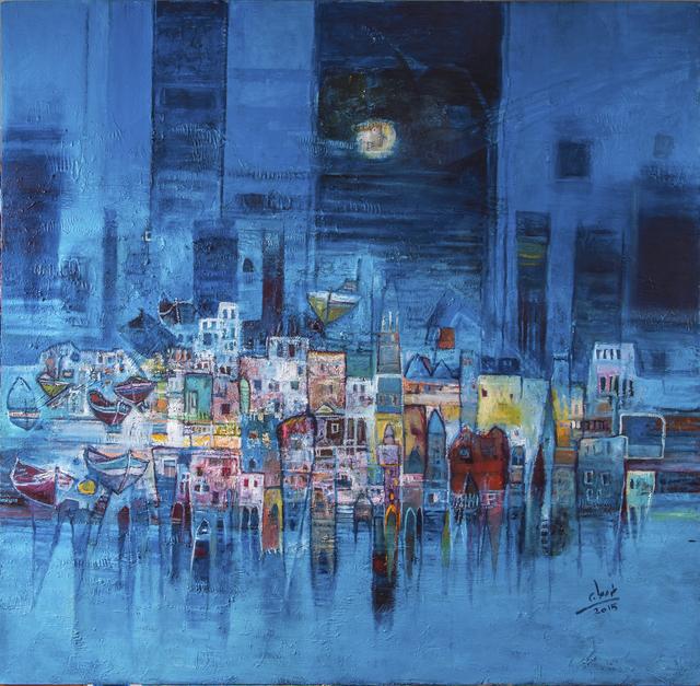 , 'Untitled 2,' 2015, Hafez Gallery