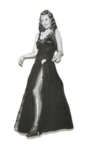 , 'Leaning Board V: Rita,' 2014, Vintage Deluxe