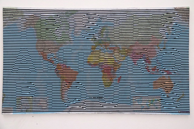 Carmen Perrin, 'Tristes anthropiques', 2019, Galerie Catherine Putman