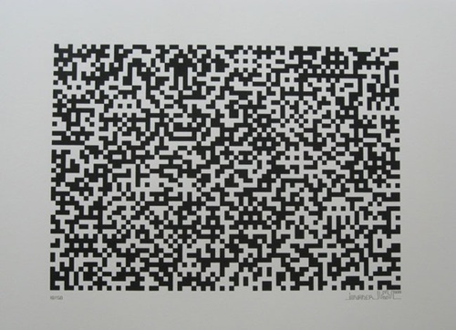 , 'Binary Code,' 2008, Taglialatella Galleries