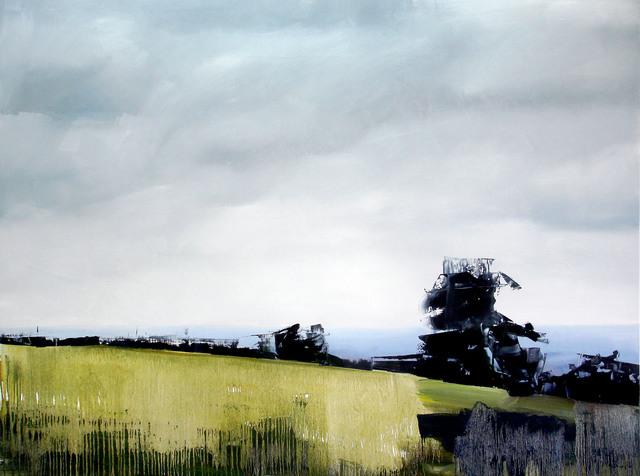 , 'Gennessee Park,' 2015, Abend Gallery
