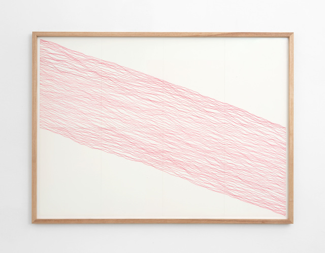 Ignacio Uriarte, 'Untitled', 2013, Drawing, Collage or other Work on Paper, Typewriter on paper, Rolando Anselmi
