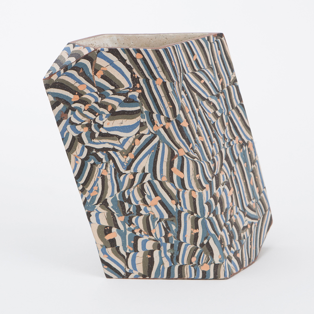 , 'Tall Oblique Vessel,' 2015, Patrick Parrish Gallery