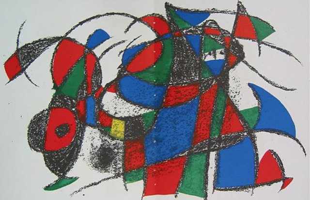 Joan Miró, 'Untitled', 1975, Galerie d'Orsay