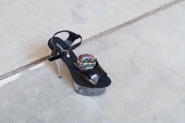 , 'The Plateau Heel,' 2017, FUTURA Centre for Contemporary Art