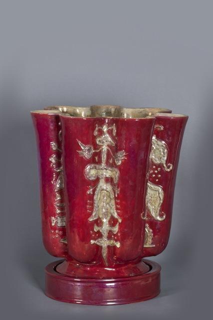 Pietro Melandri, 'Faenza, Vase', ca. 1938, Finarte
