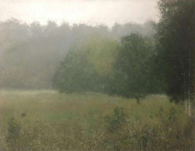 , 'Lapins dans la brume,' 2018, Urbane Art Gallery