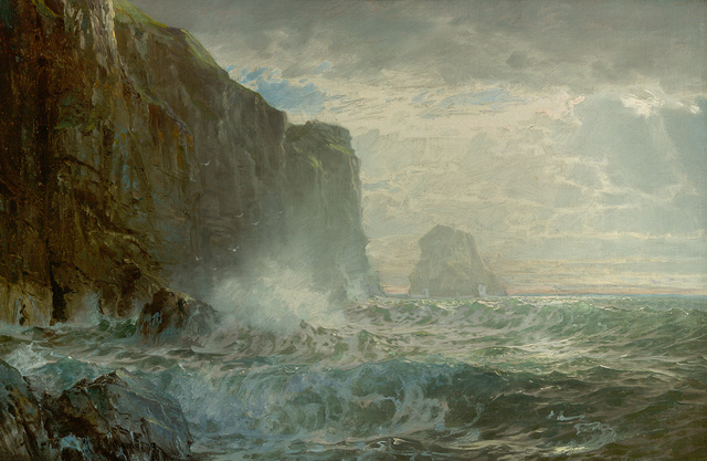 , 'Grand Manan Island,' 1899, Questroyal Fine Art