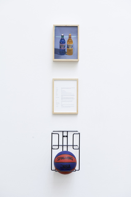 , 'Product Recall: An Index of Innovation. Spalding,' 2014-2015, Laveronica Arte Contemporanea