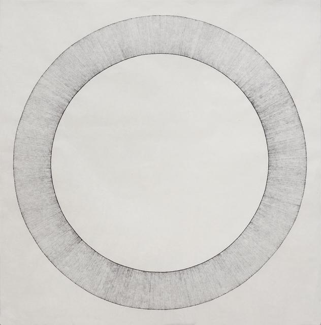 , 'Ring II,' 2017, Cob