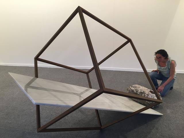 , 'Linha de terra #10,' 2017, Baró Galeria