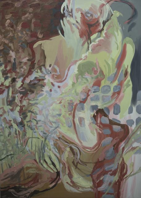 , 'Philautia,' 2016, BERLIN BLUE art