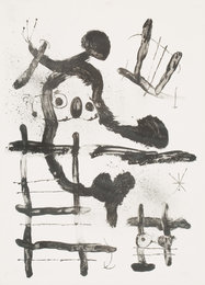 Joan Miró, 'El Pajaro Honda,' 1965, Heritage Auctions: Holiday Prints & Multiples Sale