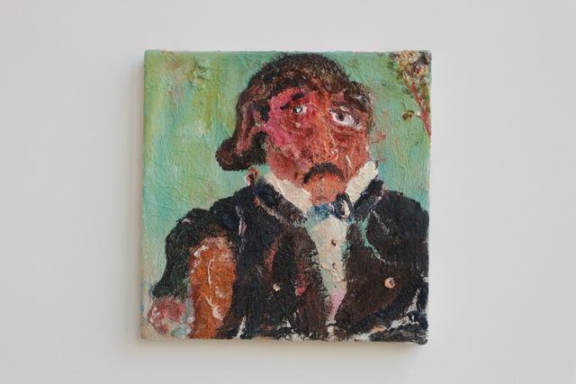 , 'Eugene Delacroix,' 2018, Gibbons & Nicholas