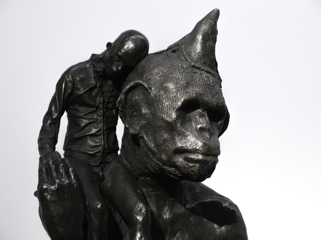 , 'The Grinder's Monkey,' , LKFF