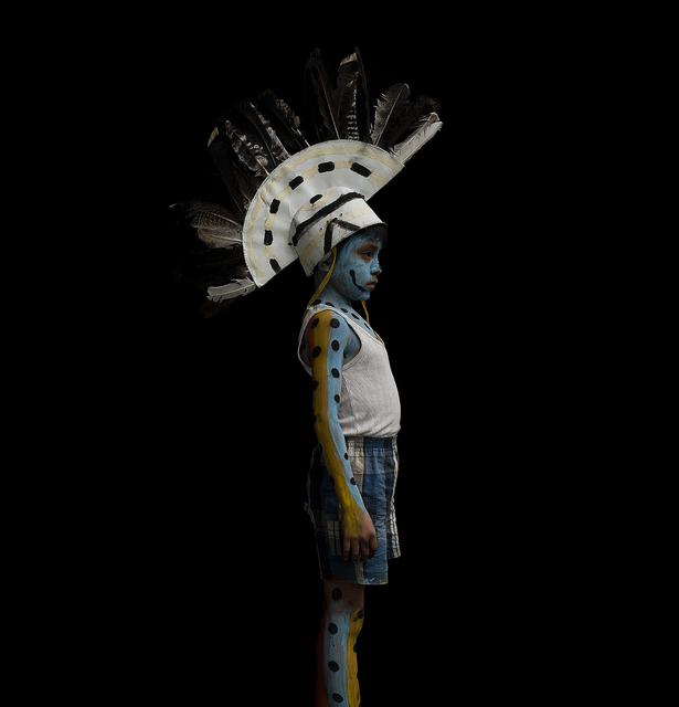 , 'Huastecan Cherubim,' 2018, Odon Wagner Gallery
