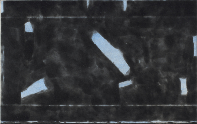 , 'Northern Sea,' 2016, Crown Point Press