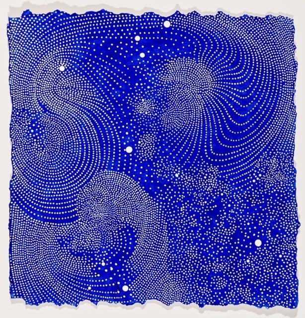 , 'Wind,' 2015, Muriel Guépin Gallery