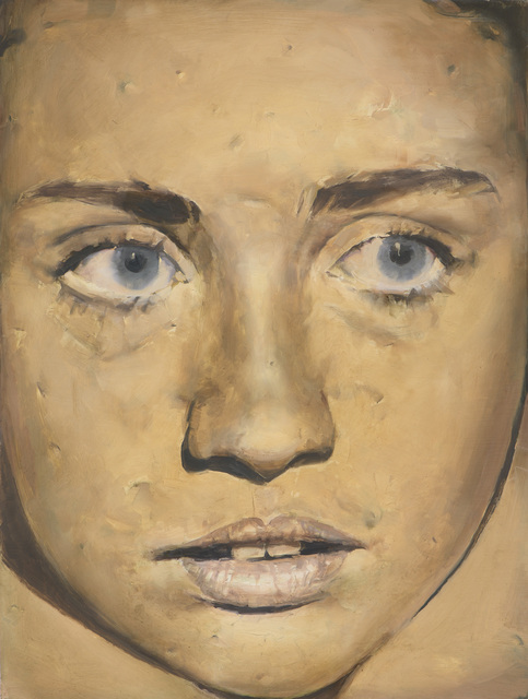 , 'Untitled (Miss),' 2018, Zeno X Gallery