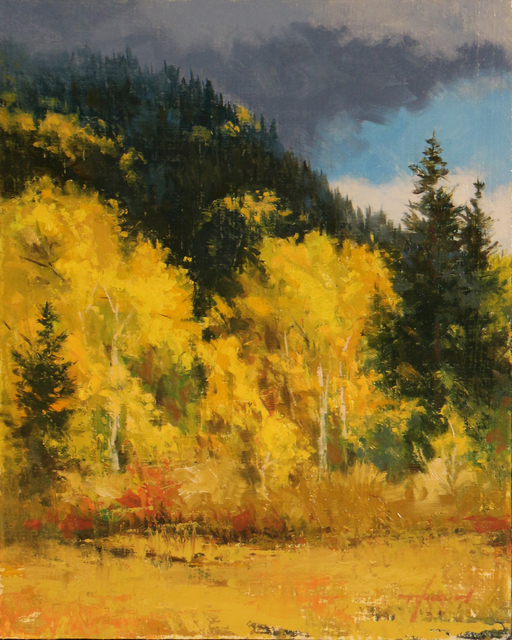 Tom Howard, 'Fall Colors, Silver Lake', 2017, Phillips Gallery