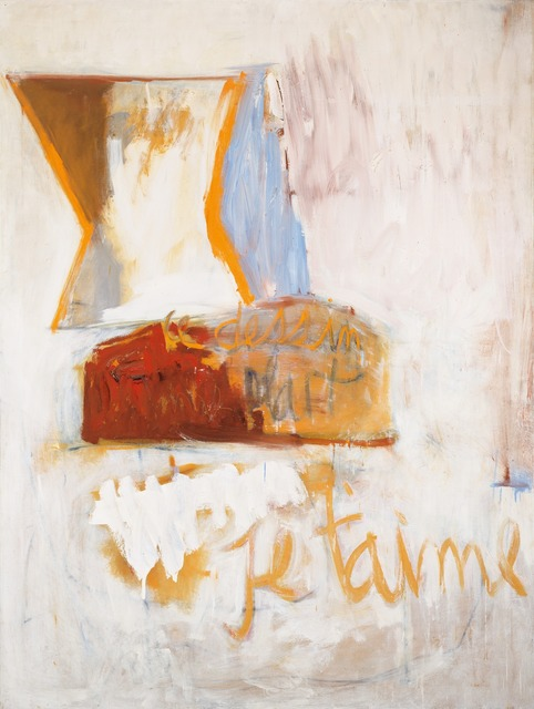 Robert Motherwell, 'Je t'aime No. III with Loaf of Bread', 1955, Dedalus Foundation