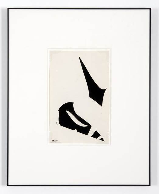 , 'Expresionismo concreto No.3 ,' 1967, Sammer Gallery LLC