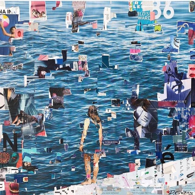 , 'A View #2,' 2019, Derek Gores Gallery