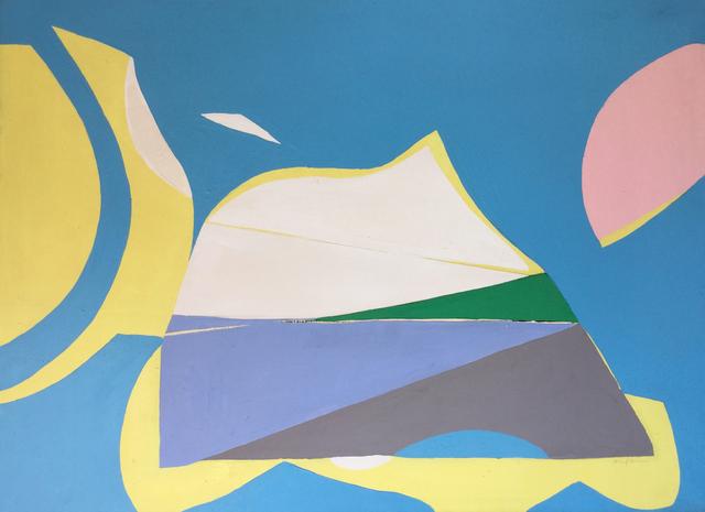 , 'Sun Series 13,' 1970, Modern West Fine Art