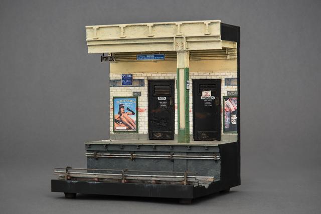 , 'Wall St. Subway Platform,' 2008, Hollis Taggart Galleries