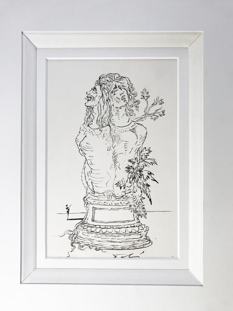 , 'Deux torses feminins, Le Vice et la Vertue,' 1946-1947, Fairhead Fine Art Limited