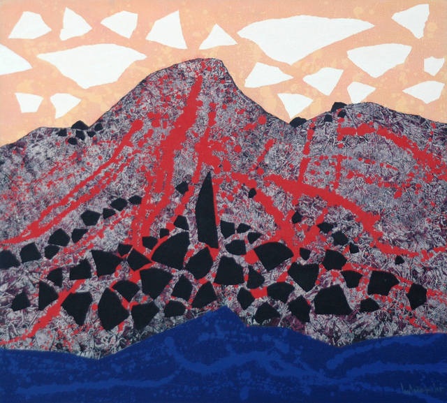 , 'Cove Under the Rocks,' 2017, Museum of Modern Art Dubrovnik