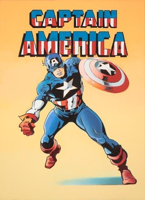 , 'Captain America,' 2015, Bernarducci Meisel Gallery