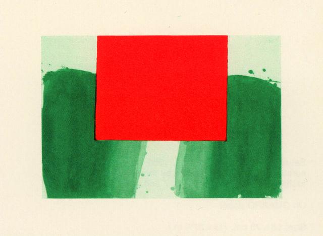 , 'Espais 6,' 1990, Polígrafa Obra Gráfica