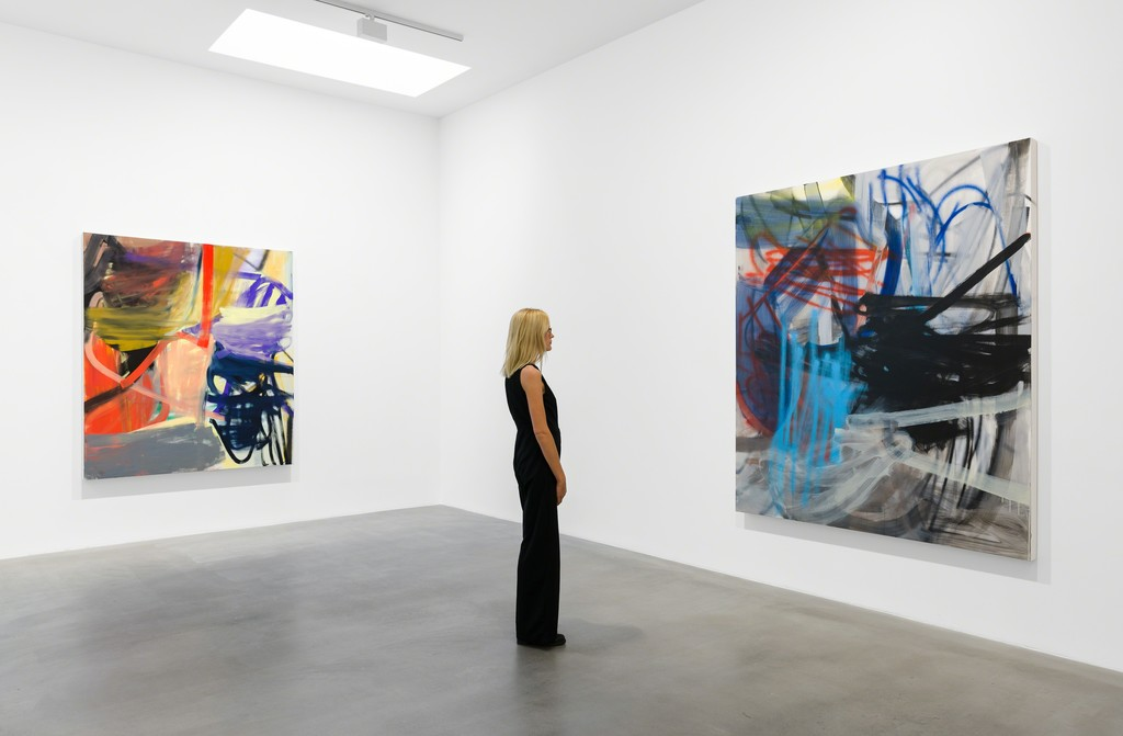 Liliane Tomasko, a dream of, Installation Views, 2018. Courtesy the artist and Blain|Southern, Photo: Trevor Good