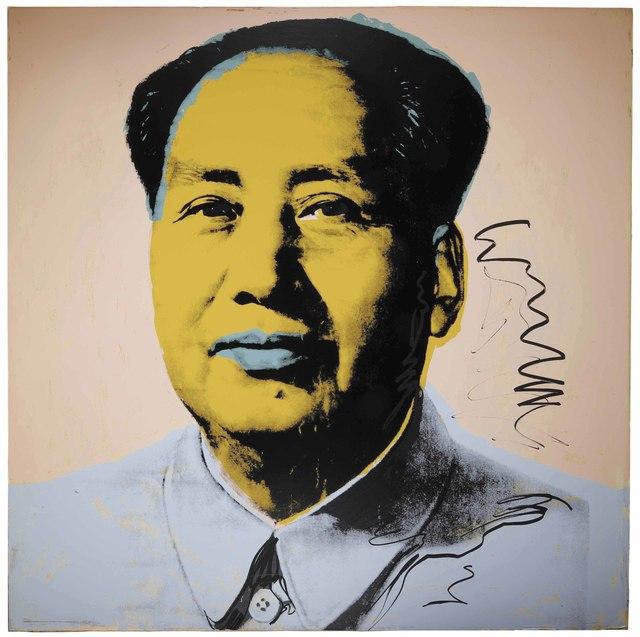 Andy Warhol, 'Mao: one plate', 1972, Christie's